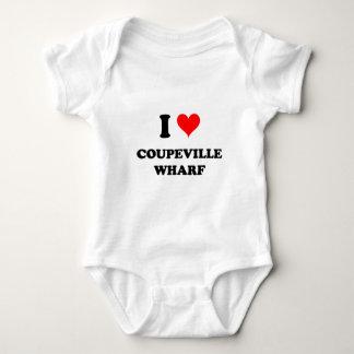 I Love Coupeville Wharf Shirt