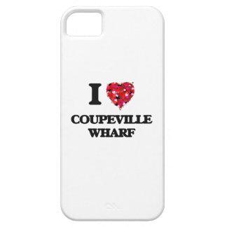 I love Coupeville Wharf Washington iPhone 5 Cases