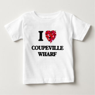 I love Coupeville Wharf Washington Tees