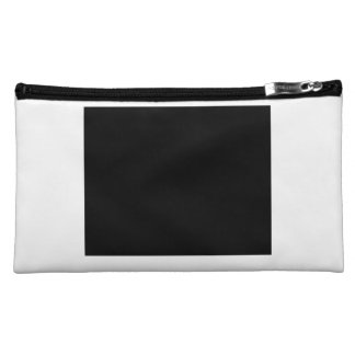 I love Cover Letters Cosmetics Bags
