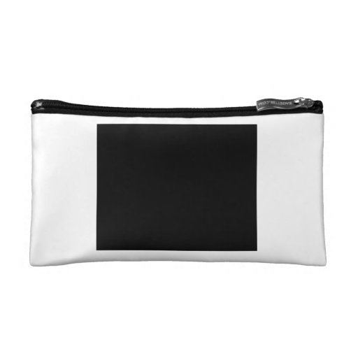 I love Cover Letters Cosmetic Bag