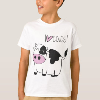 I love cows T-Shirt