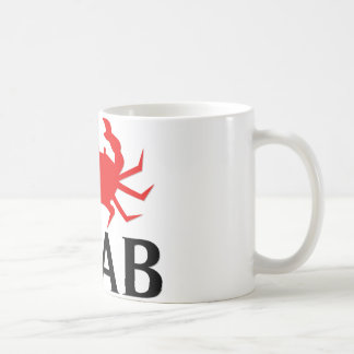 I Love Crab Coffee Mug