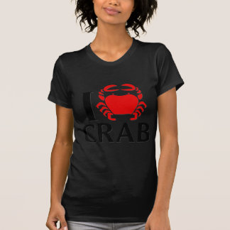 I Love Crab T-Shirt