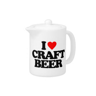 I LOVE CRAFT BEER
