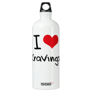 I love Cravings SIGG Traveler 1.0L Water Bottle