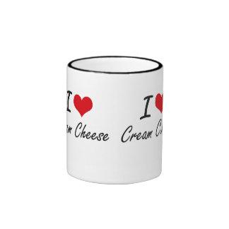 I love Cream Cheese Ringer Mug