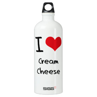 I love Cream Cheese SIGG Traveller 1.0L Water Bottle