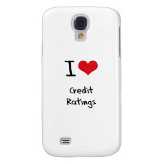 I love Credit Ratings HTC Vivid Case