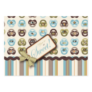 I Love Critters TY Gift Tag Pack Of Chubby Business Cards