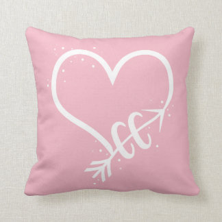 I Love Cross Country Running Pillow Gift