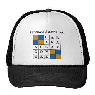 I love Crosswords Hat