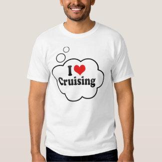 I Love Cruising Tshirts