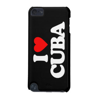 I LOVE CUBA iPod TOUCH (5TH GENERATION) COVER