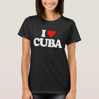 I LOVE CUBA T-Shirt