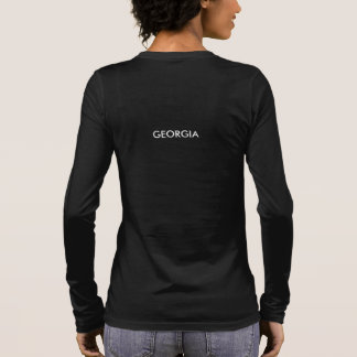 i LOVE Cumming Georgia Long Sleeve T-Shirt
