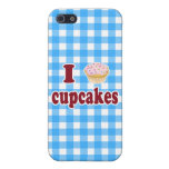 I Love Cupcakes Case For iPhone 5/5S