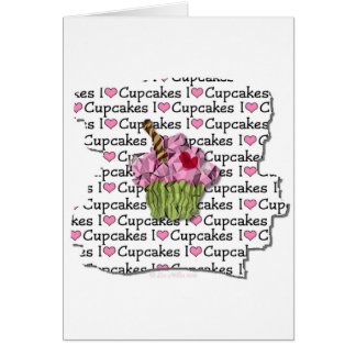 I Love Cupcakes  Gifts Apparel Collectibles Greeting Cards