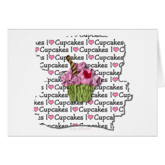 I Love Cupcakes Gifts Apparel Collectibles Cards