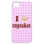 I Love Cupcakes iPhone 5 Case