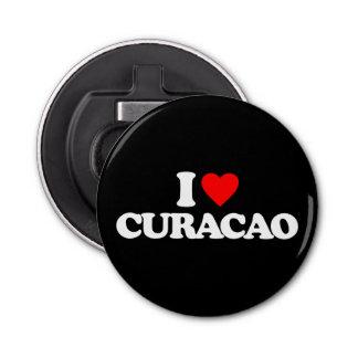 I LOVE CURACAO BOTTLE OPENER