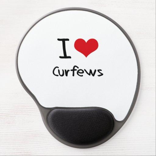 I love Curfews Gel Mouse Pad