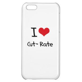 I love Cut-Rate iPhone 5C Cases
