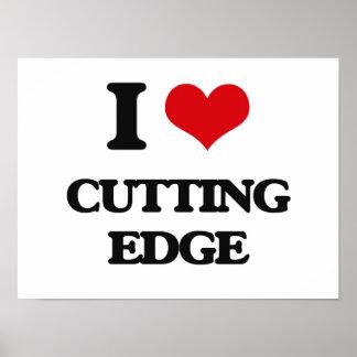 I love Cutting Edge Print