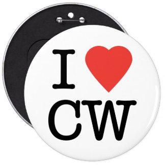 I Love CW Button
