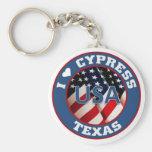 I love Cypress Keychains