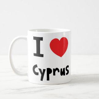 I love Cyprus Coffee Mug