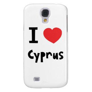 I love Cyprus Galaxy S4 Case