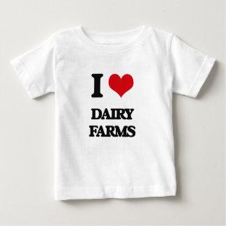 I love Dairy Farms Tshirts