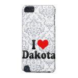 I love Dakota iPod Touch (5th Generation) Case