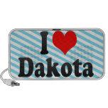 I love Dakota Laptop Speakers