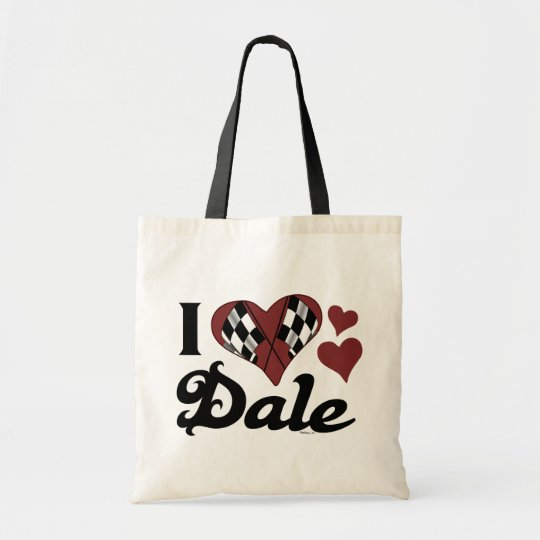 I Love Dale Bag
