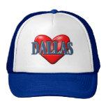 I love Dallas Texas Cap