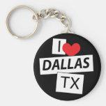 I Love Dallas TX
