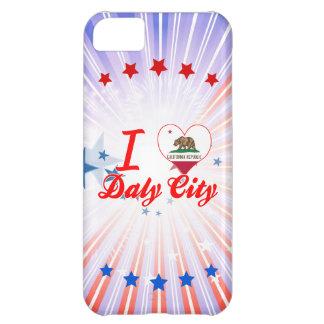 I Love Daly City, California iPhone 5C Case