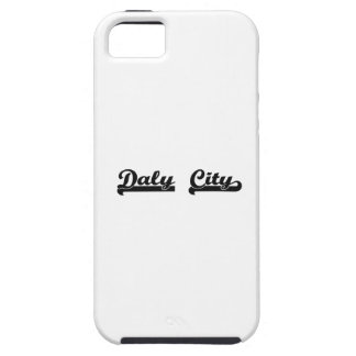 I love Daly City California Classic Design iPhone 5 Cover