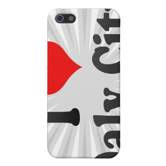 I Love Daly City, United States iPhone 5 Cases
