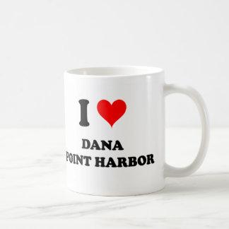 I Love Dana Point Harbor Mug