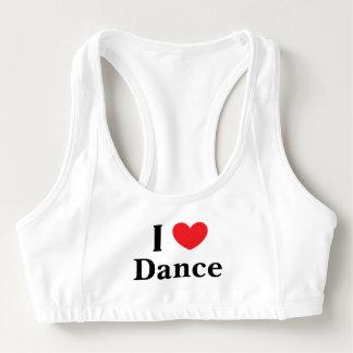 """I Love Dance"" Alo Sports Bra"