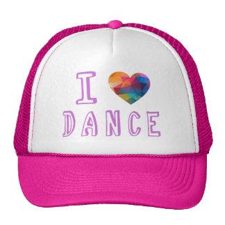 I love Dance Cap