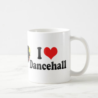 I Love Dancehall Coffee Mug