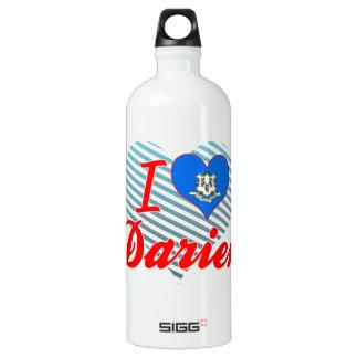 I Love Darien, Connecticut SIGG Traveler 1.0L Water Bottle