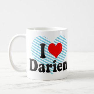 I love Darien Mug
