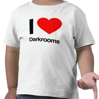 i love darkrooms t shirts