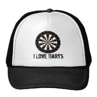 I Love Darts Hat/Cap