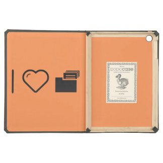 I Love Data Scans Case For iPad Air